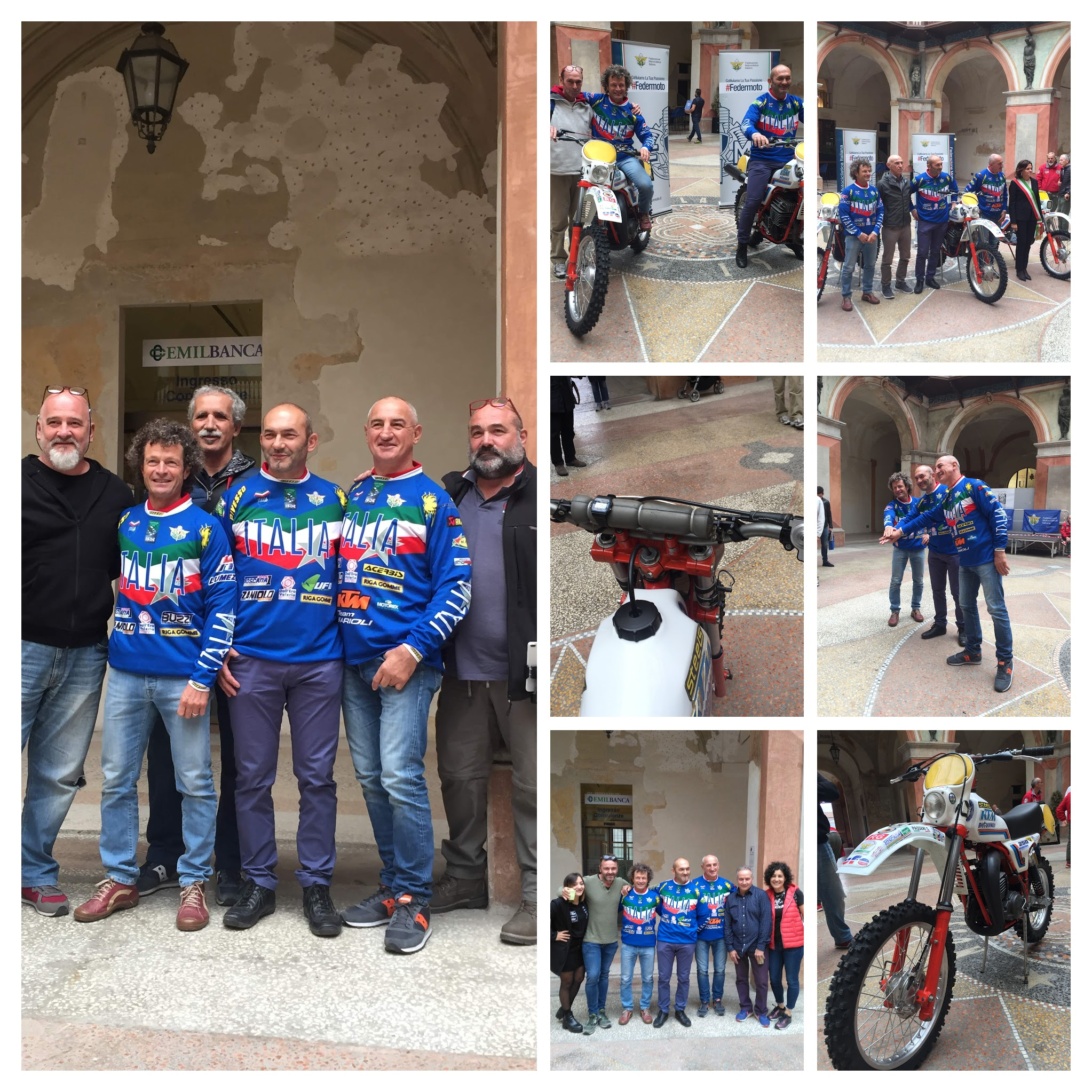 italiainpiega-evento-varie presentazione dream team veterans