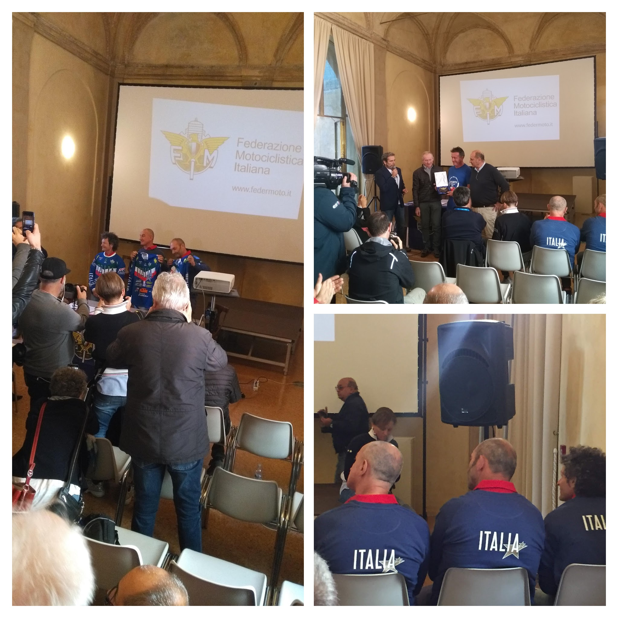 italiainpiega-evento-presentazione dream team